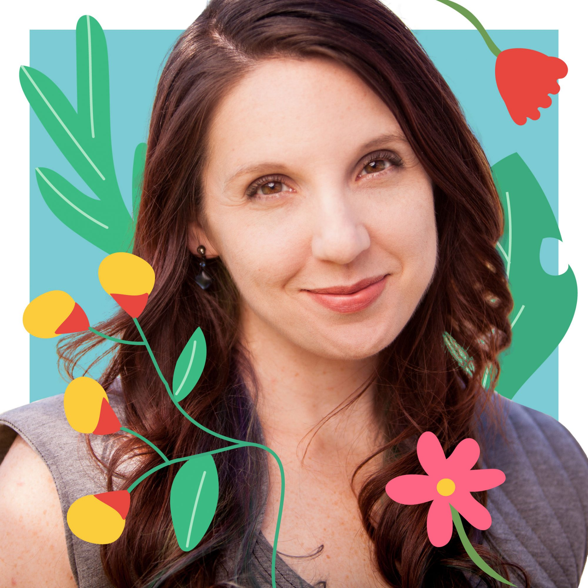 Real Simple Celebrities Who Practice Mindfulness: Amy Ratcliffe