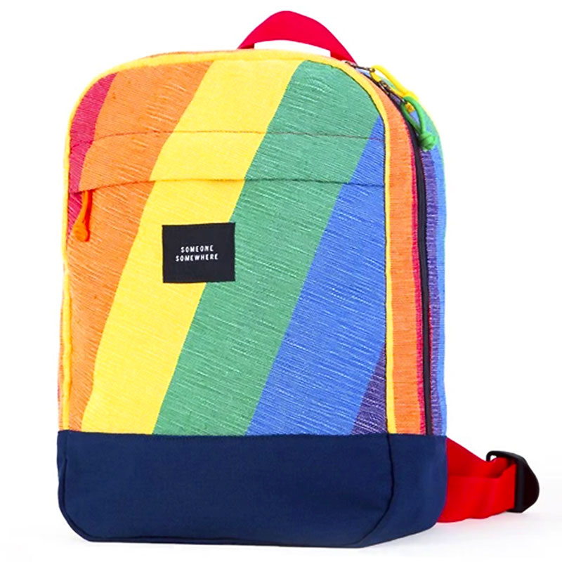 Gifts that give back - Someone Somewhere Rainbow Lightpack