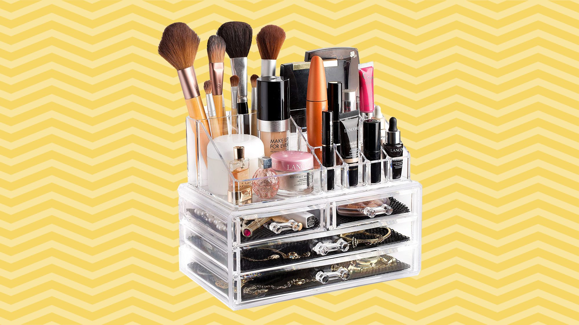 The 17 Best Makeup Organizers For 2020