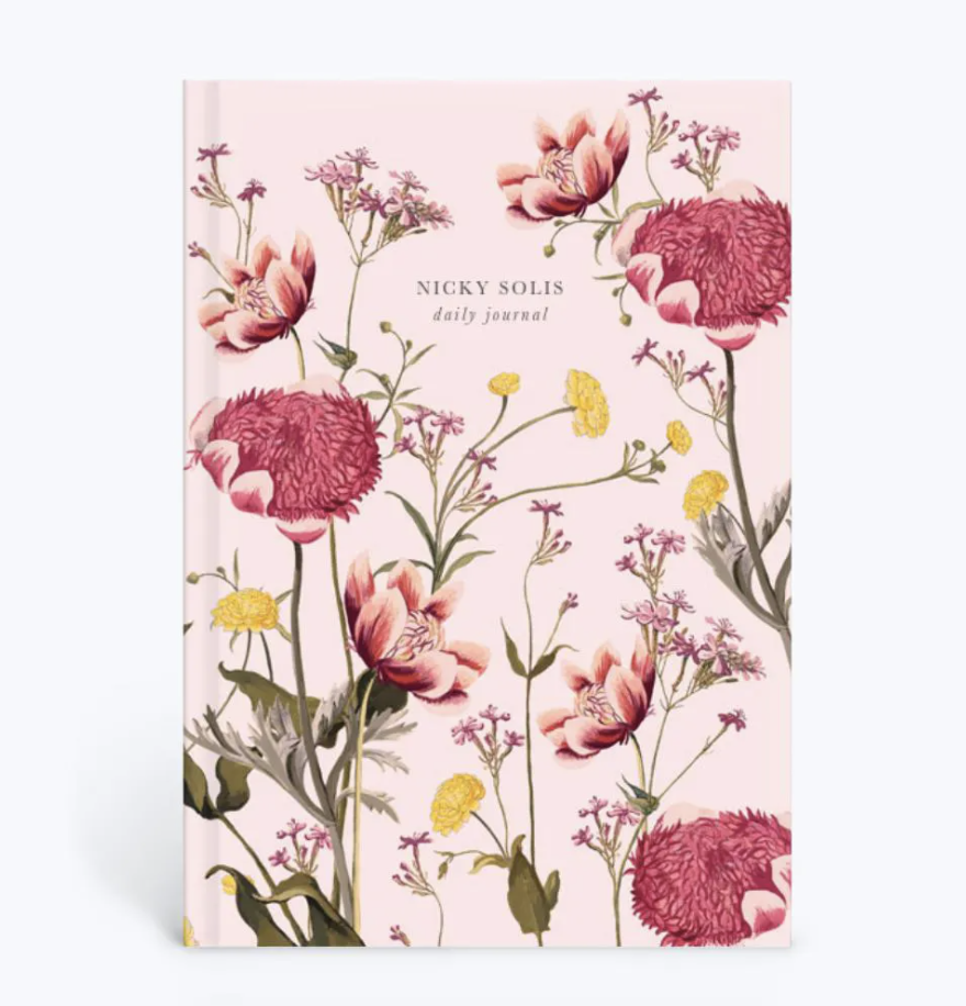 Best gifts for teachers – Personalized Papier Notebook