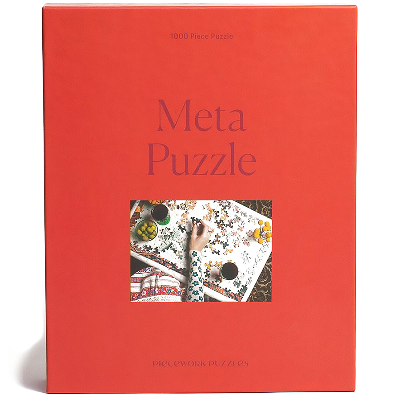 Best Christmas gifts 2020 - Piecework Meta Puzzle