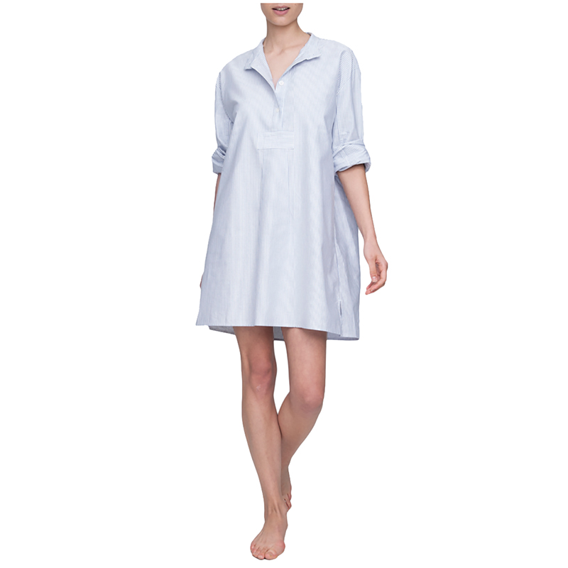 Best Christmas gifts 2020 - The Sleep Shirt in Blue Oxford Stripe