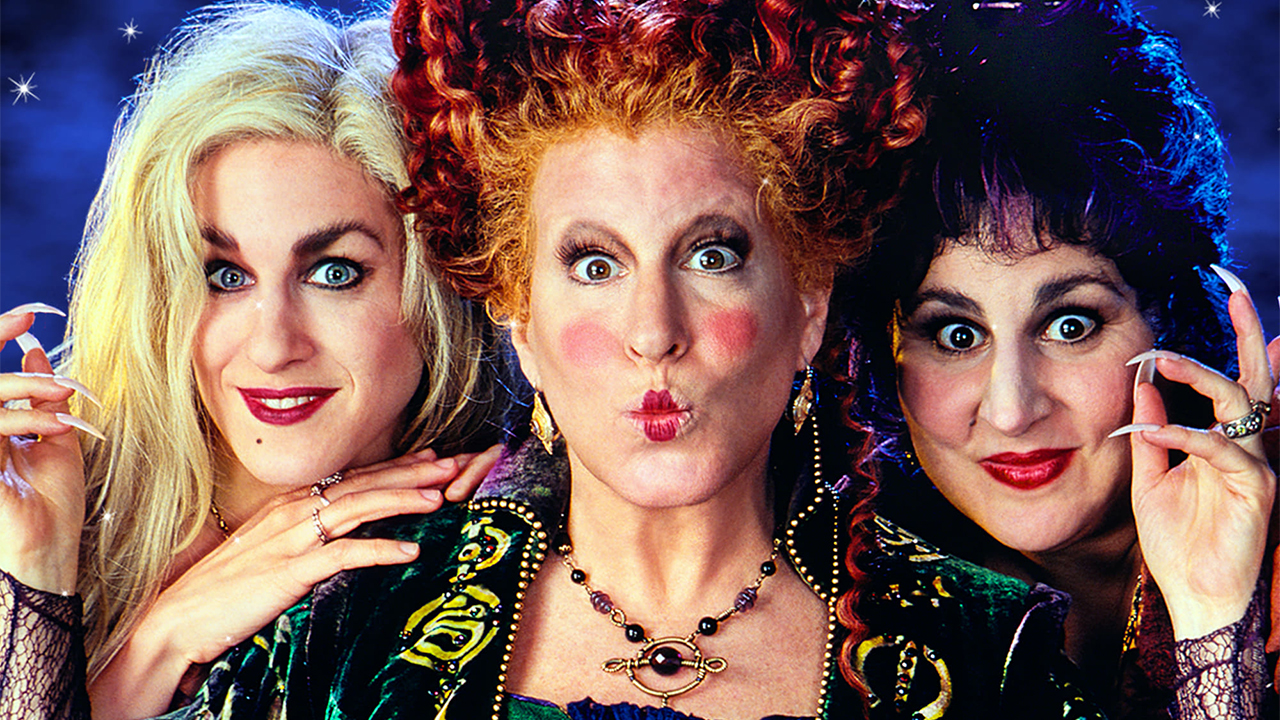 Disney Plus Halloween movies list - Hocus Pocus