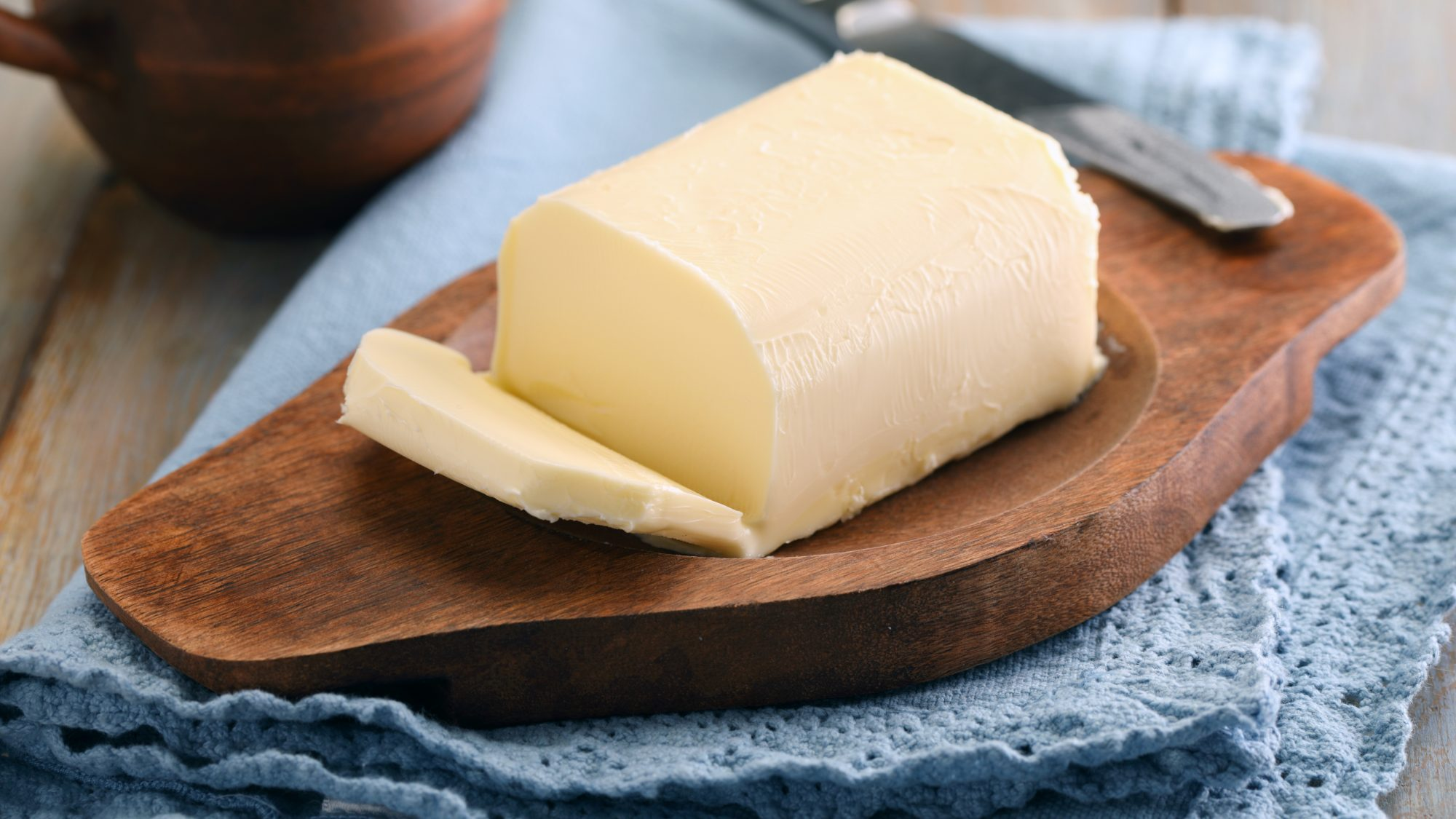 Types of butter guide - different kinds of butter (cut butter)