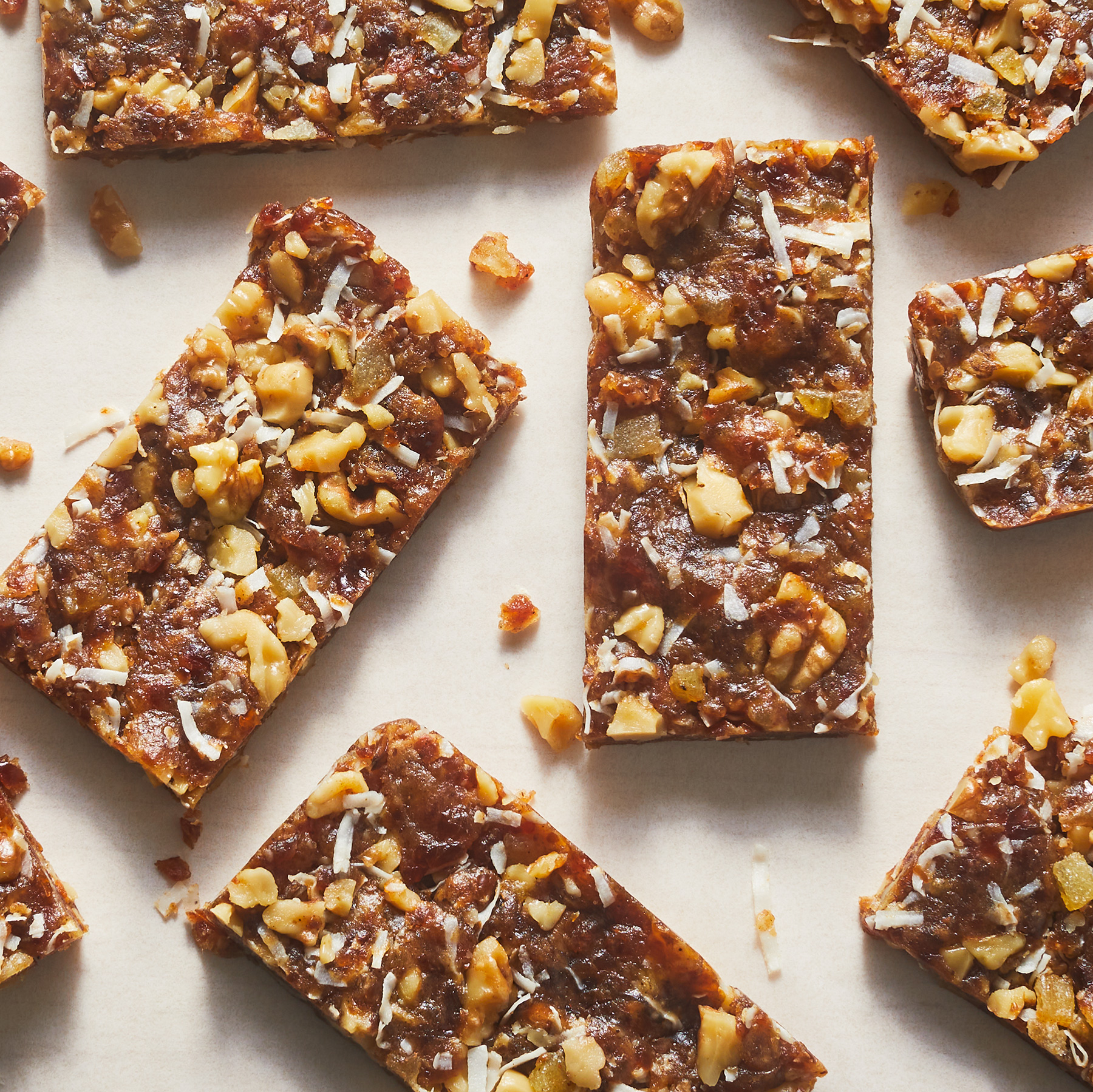 Walnut Energy Bars Recipe