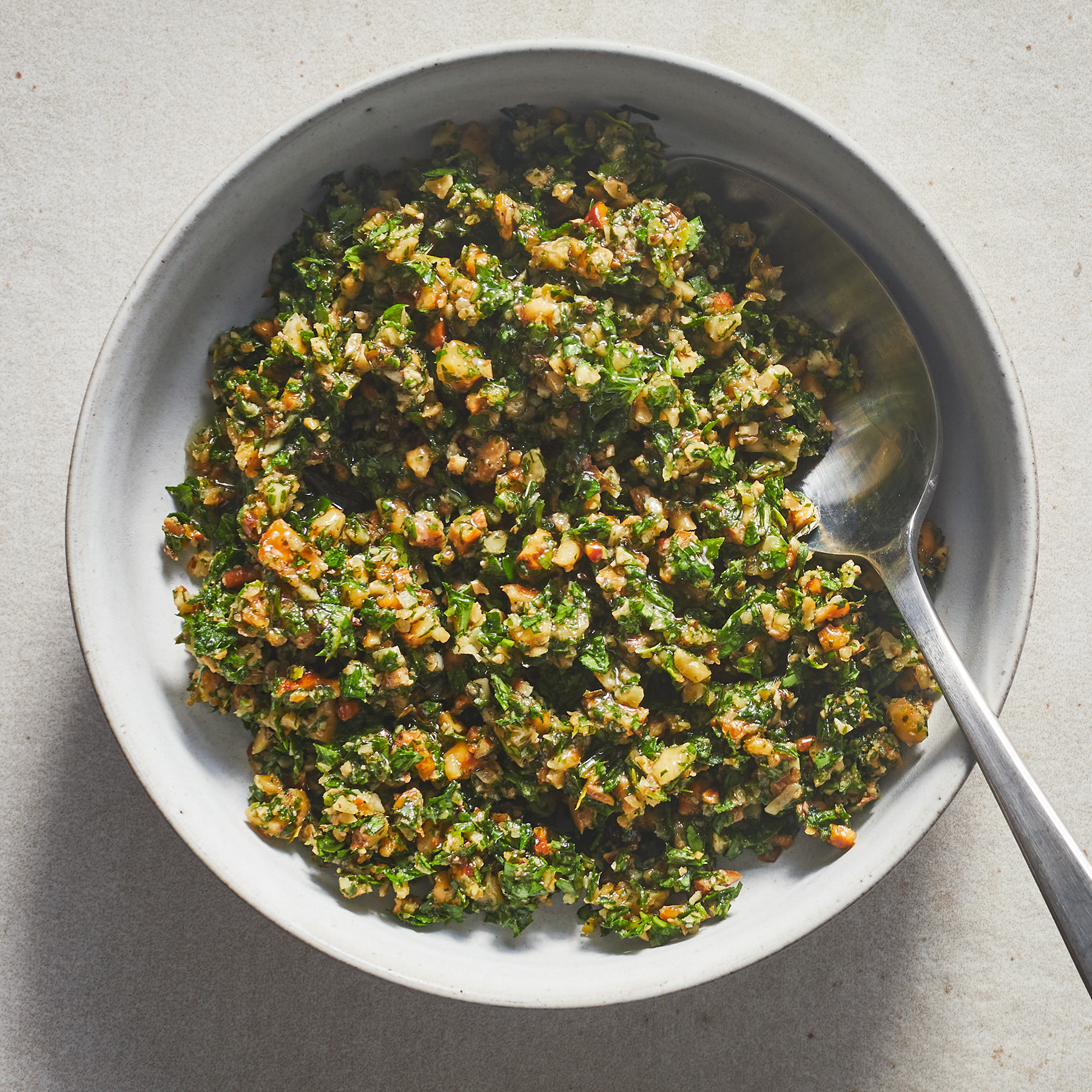 Walnut Gremolata Recipe