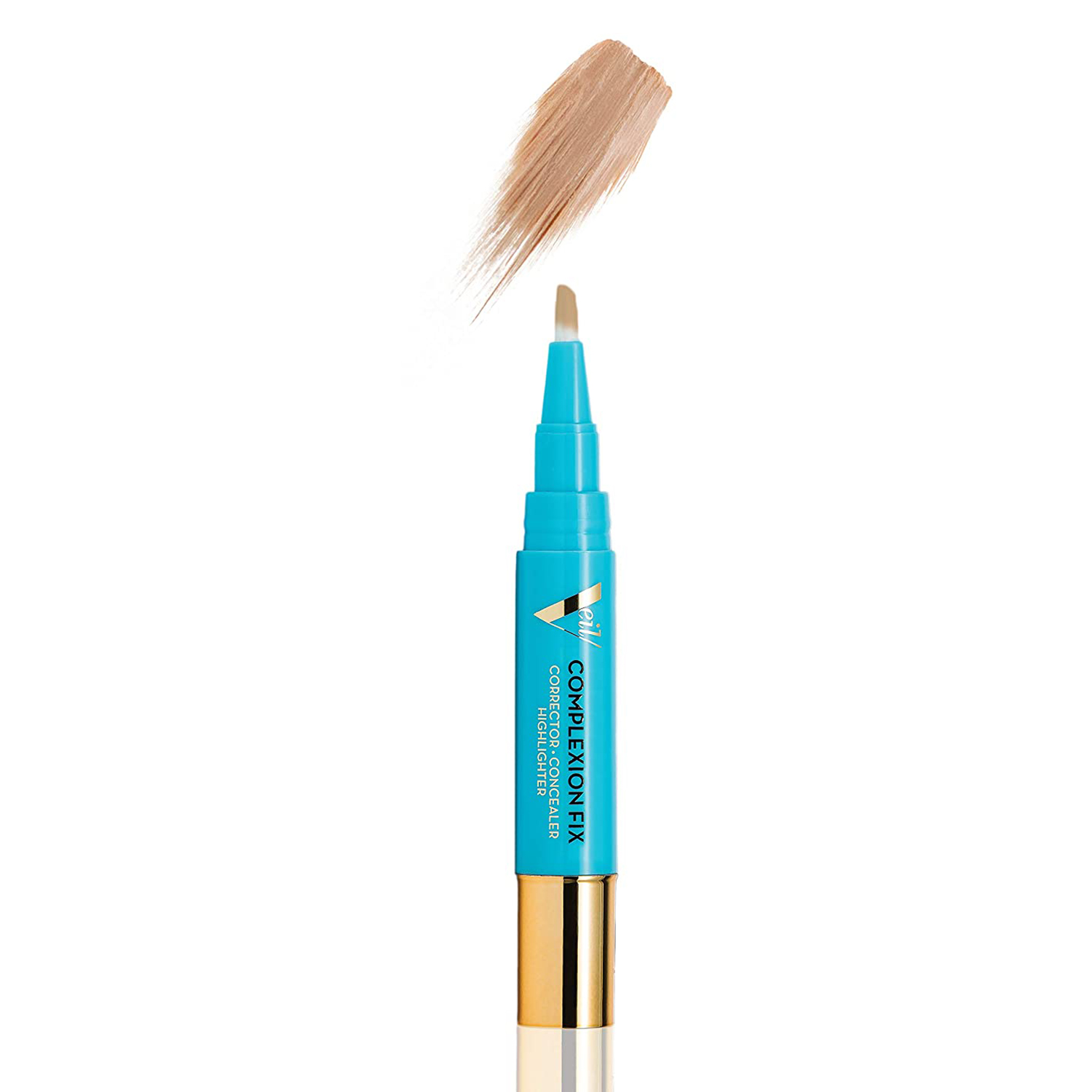 Veil Cosmetics Complexion Fix Oil-Free Concealer, Highlighter