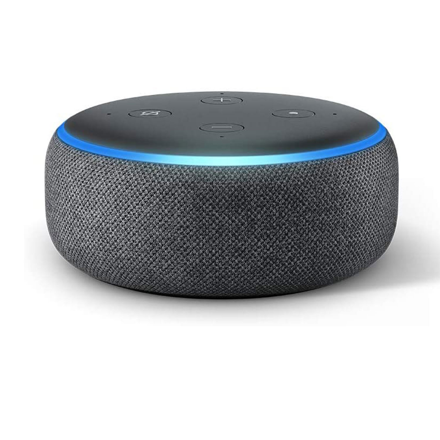 echo dot smart speaker alexa