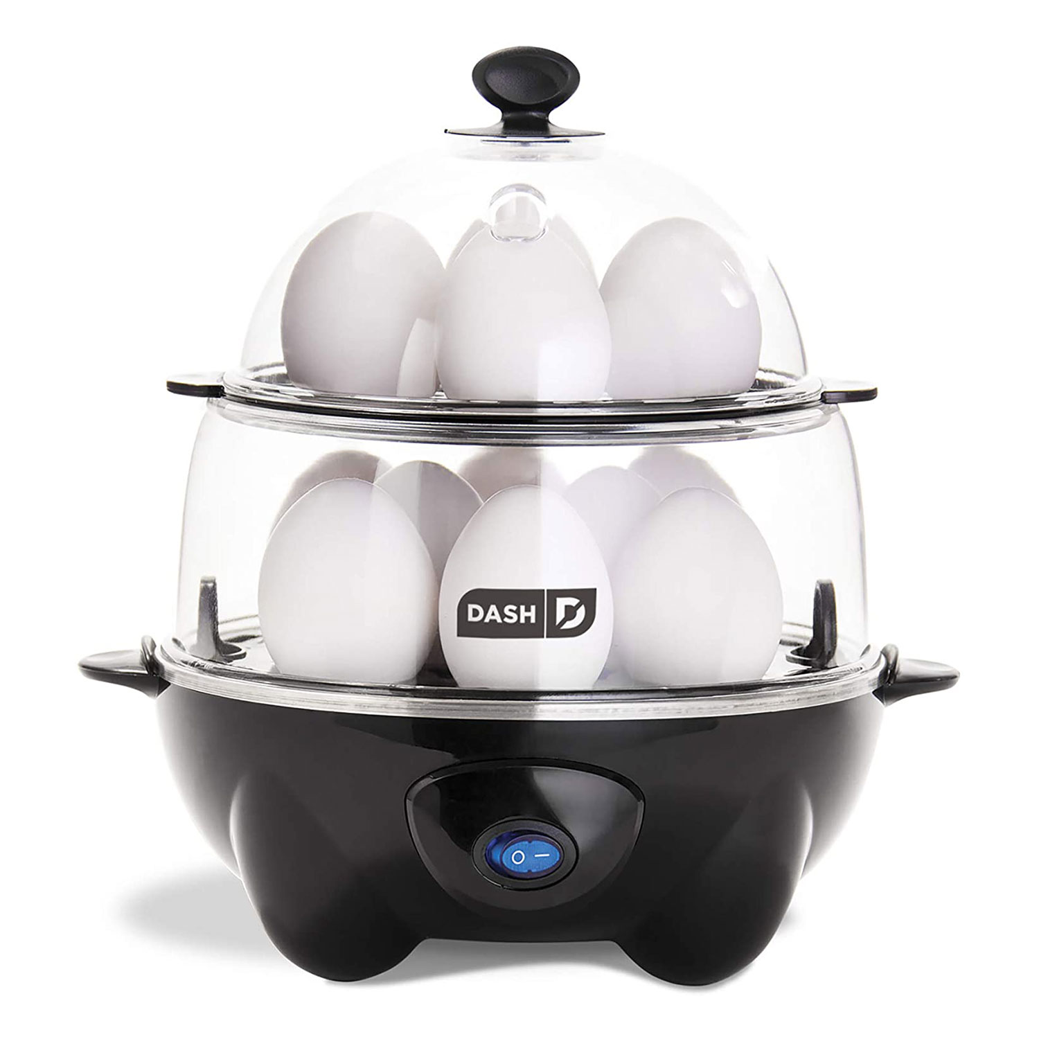 rapid egg cooker electric black