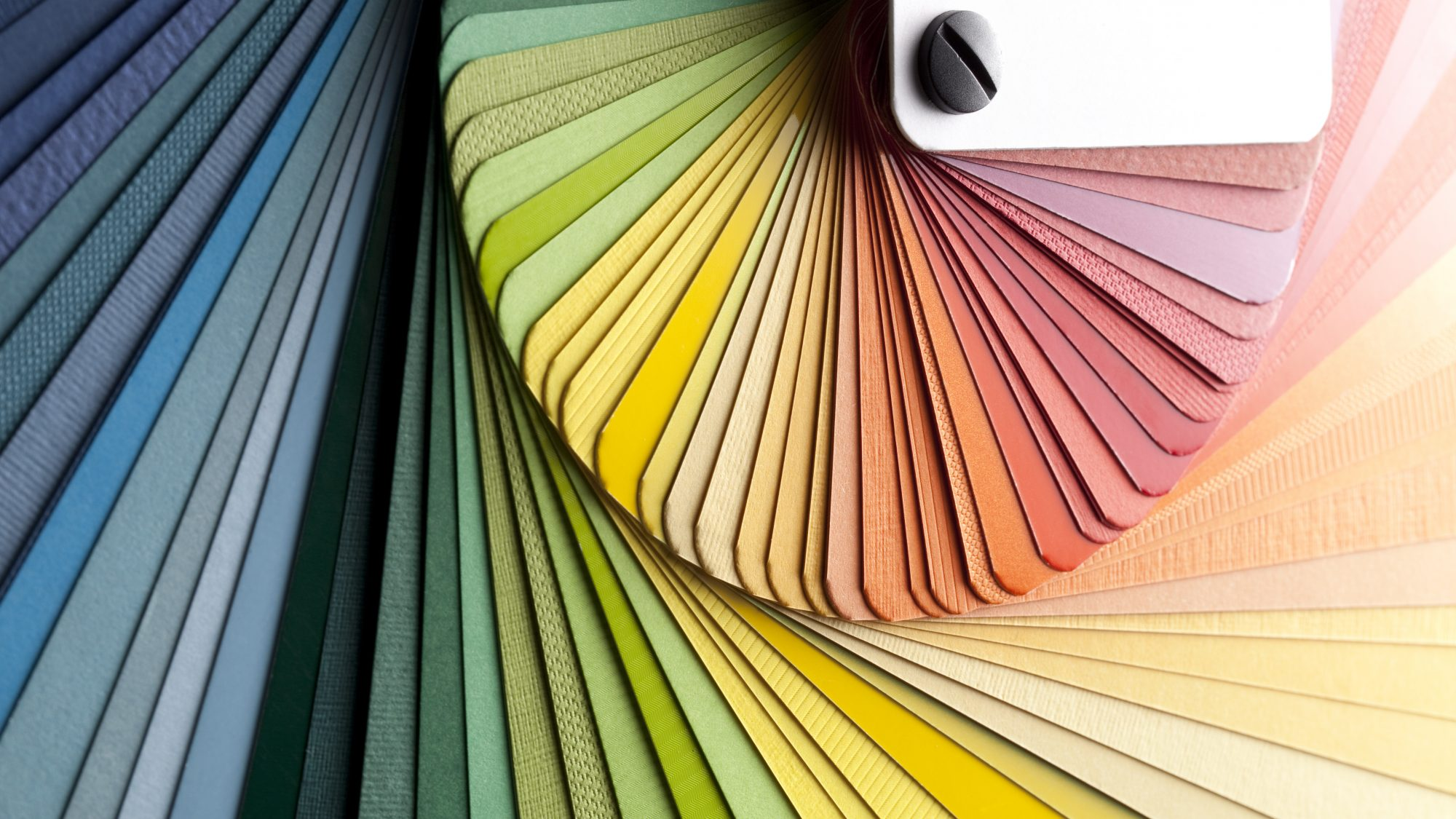 Benjamin Moore Color of the Year 2021, fan deck of colors