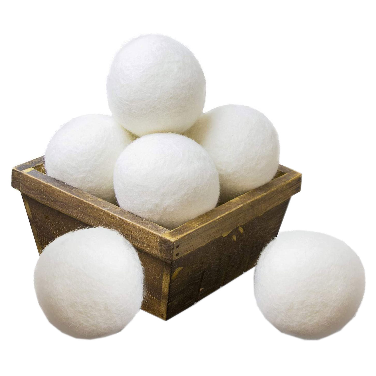 snugpad wool dryer ball