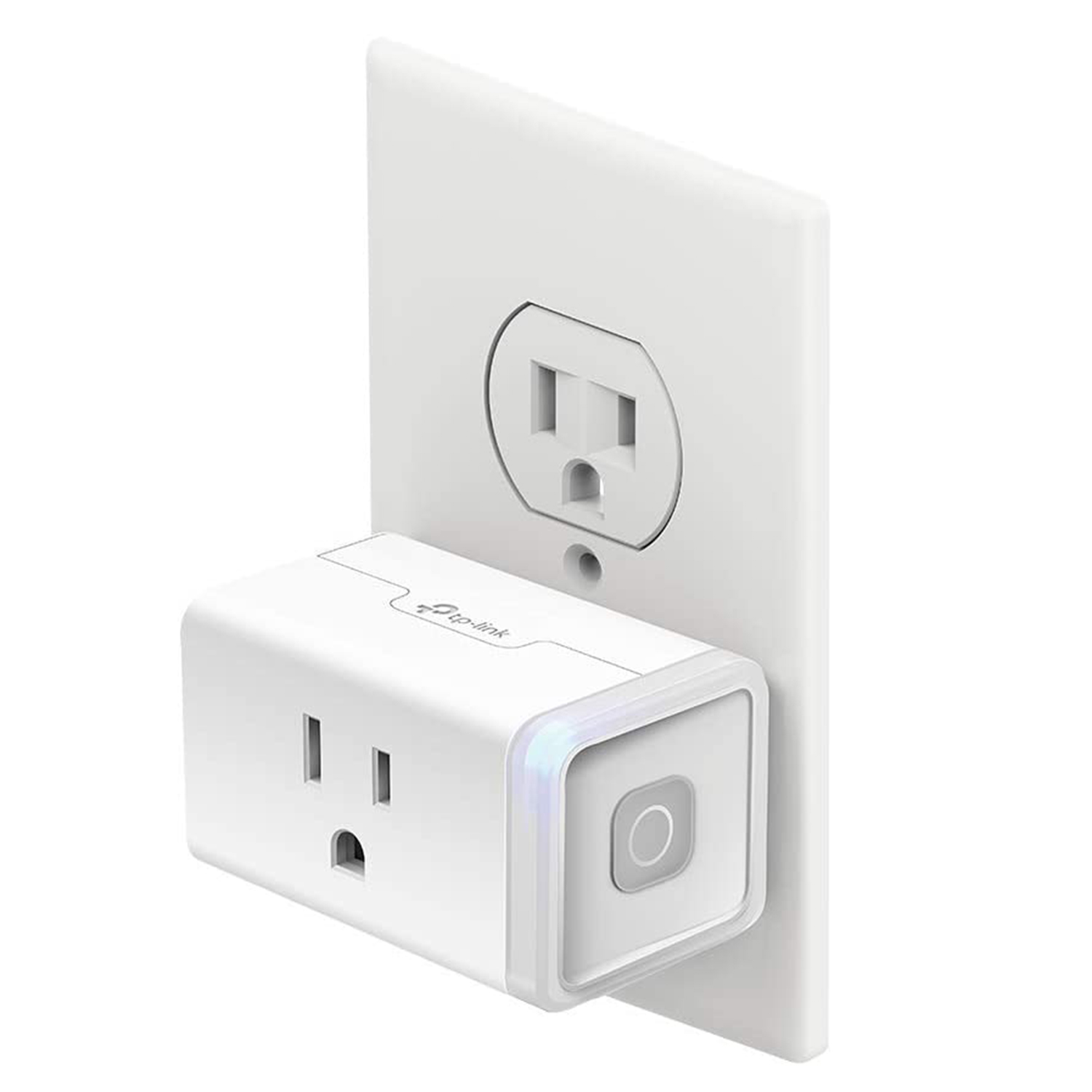 Kasa Smart Plug by TP-Link, Smart Home Wi-Fi Outlet Works with Alexa