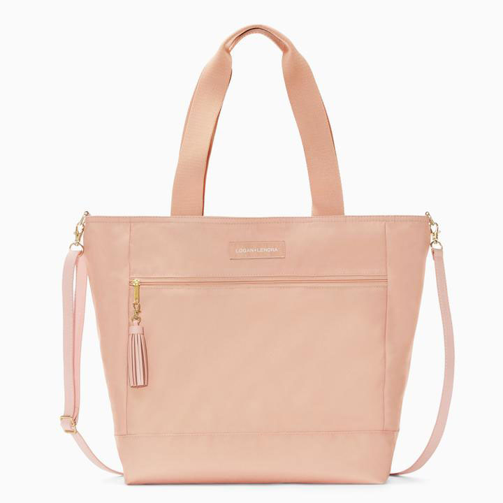 Best gifts for new moms - Best Gift for Moms Who Pack Heavy: Logan + Lenora Daytripper Tote