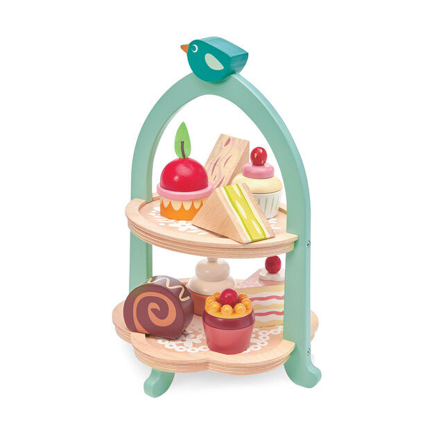 Best gifts and present ideas for kids - Birdie Afternoon Tea Stand Set