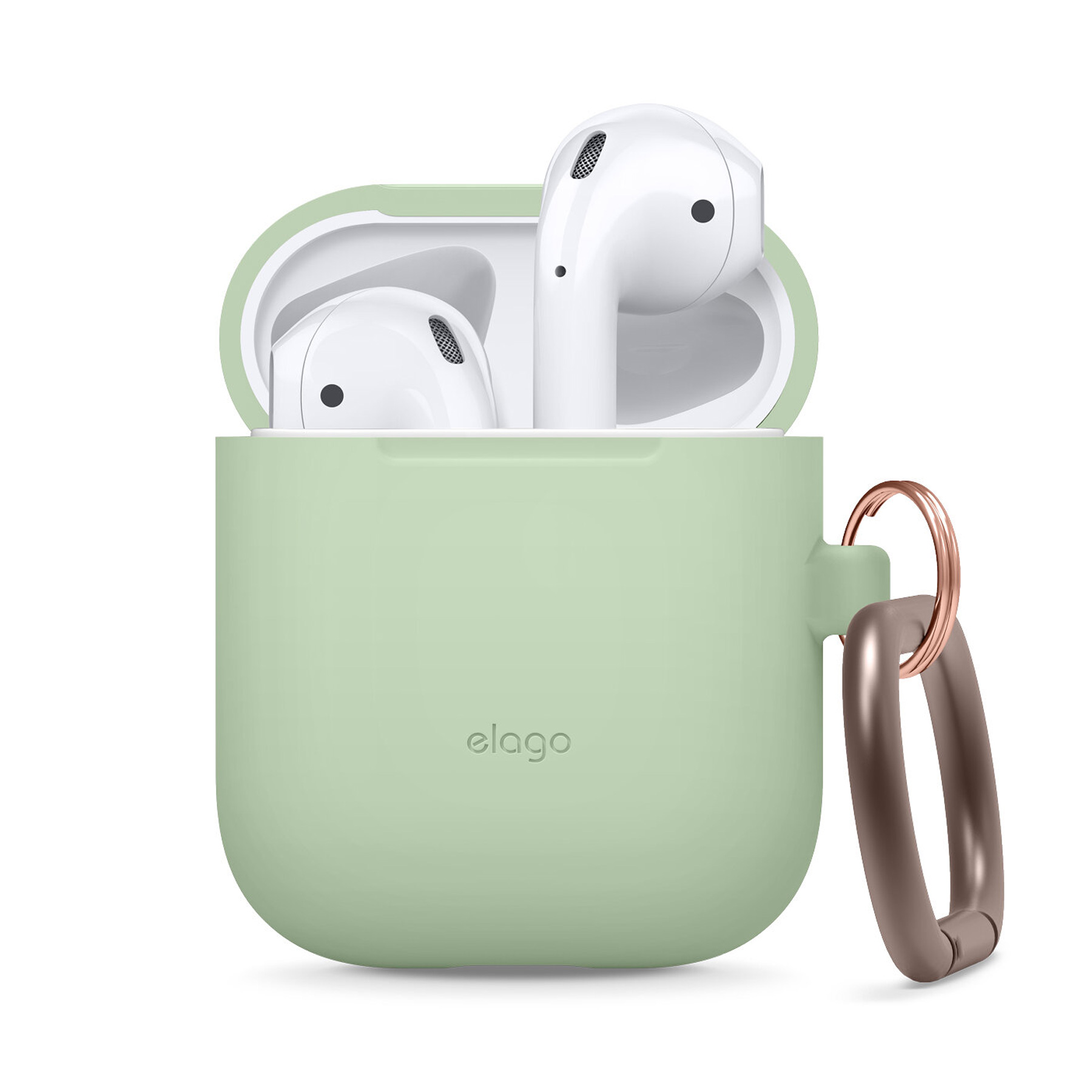 Holiday Gifts for Employees and Coworkers 2020: Elago AirPods Hanging Case