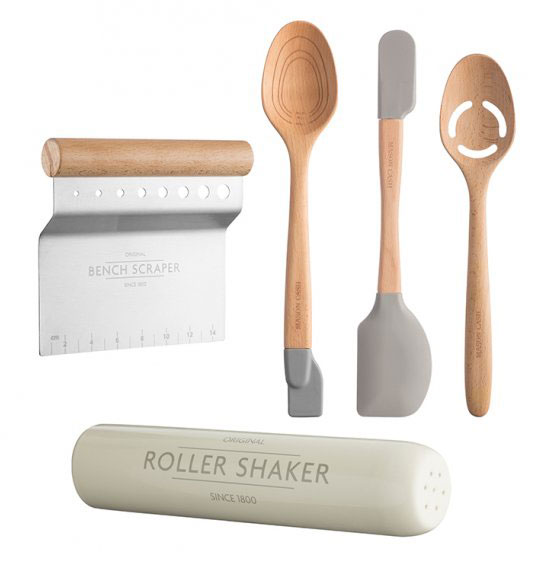 6 Clever Items (11/6/20) - Mason Cash Innovative Baking Tool Kit