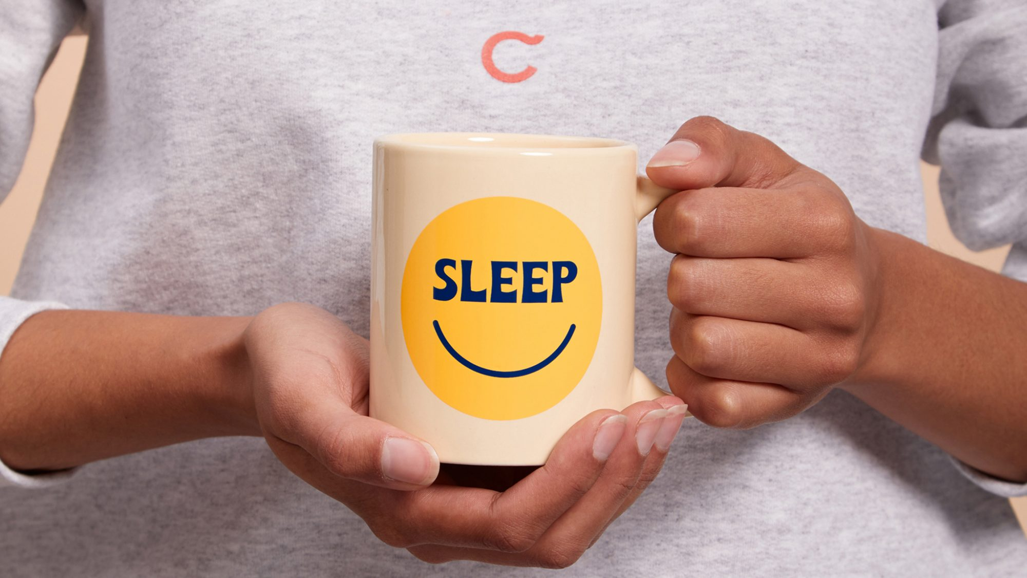 Casper Rest Shop digital pop-up shop mug