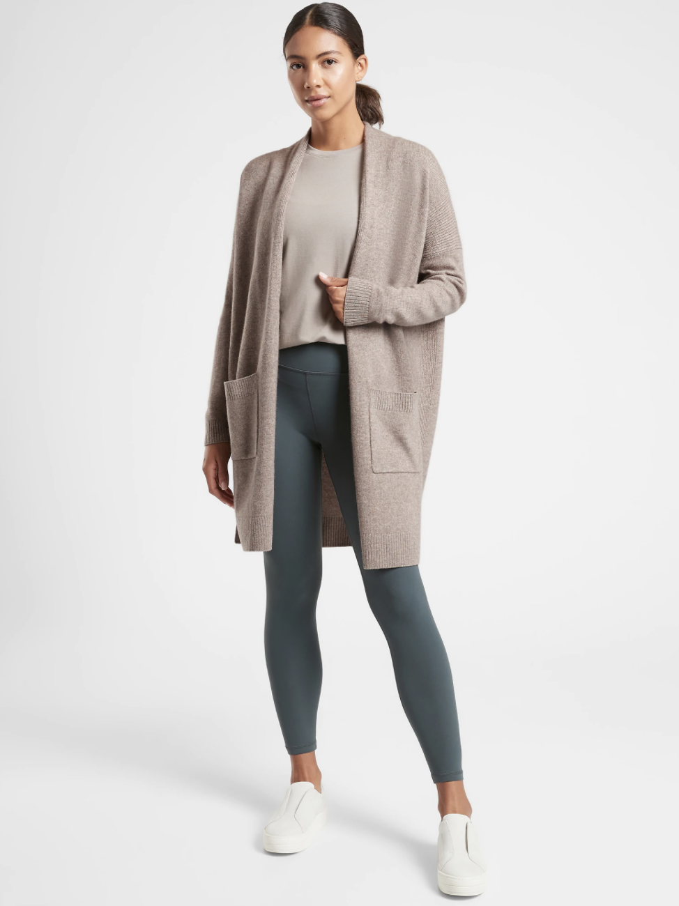Athleta Spirit Wool Cashmere Wrap