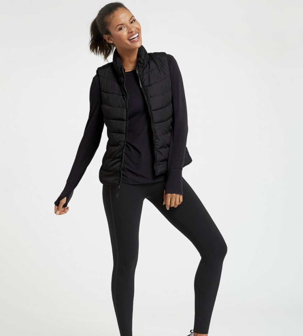 Spanx Every.Wear Icon ⅞ Leggings with Pocket