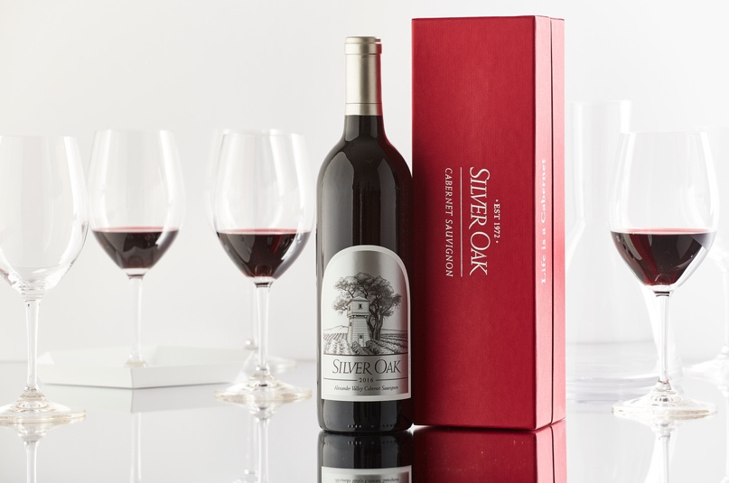 Silver Oak Alexander Valley Holiday Gift
