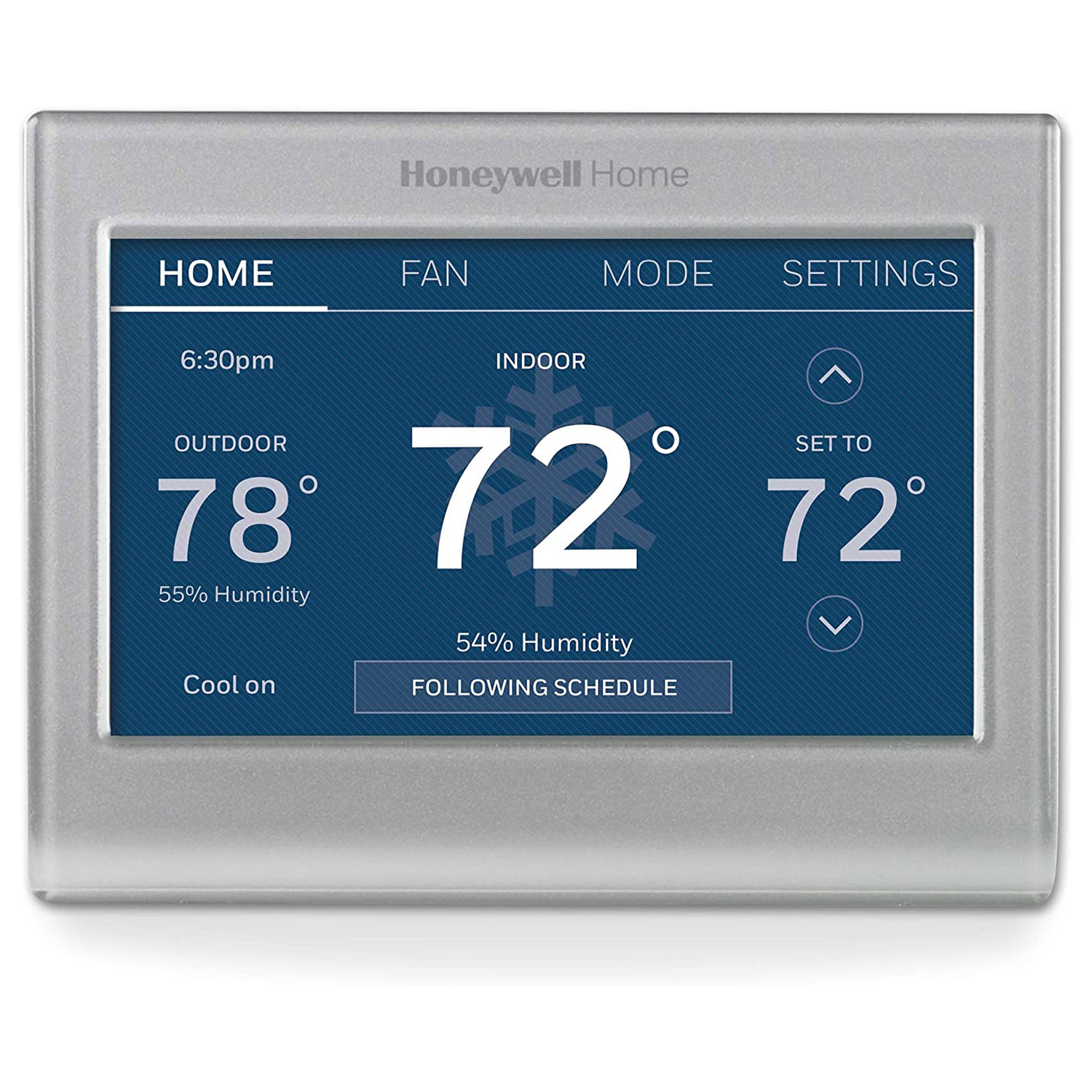 honeywell wifi smart color thermostat programmable touch screen