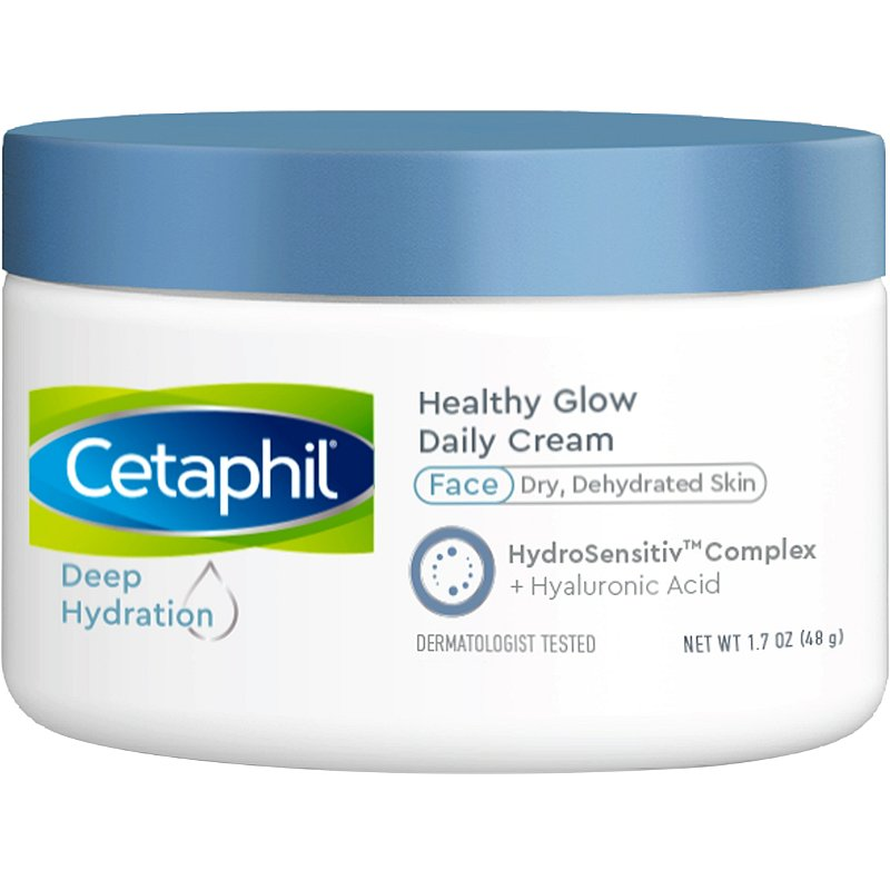 Cetaphil Deep Hydration Healthy Glow Daily Face Cream