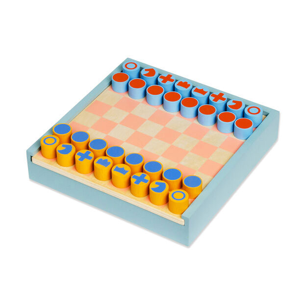 Best housewarming gifts, ideas - 2-in-1 Chess & Checkers Set