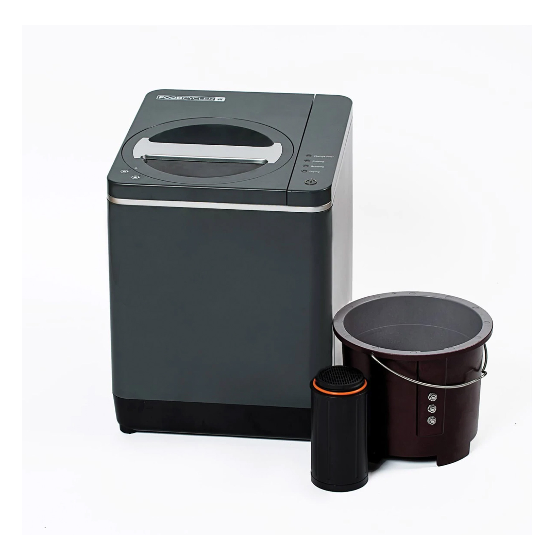 At-Home Composting System: Vitamix FoodCycler FC-30 composter