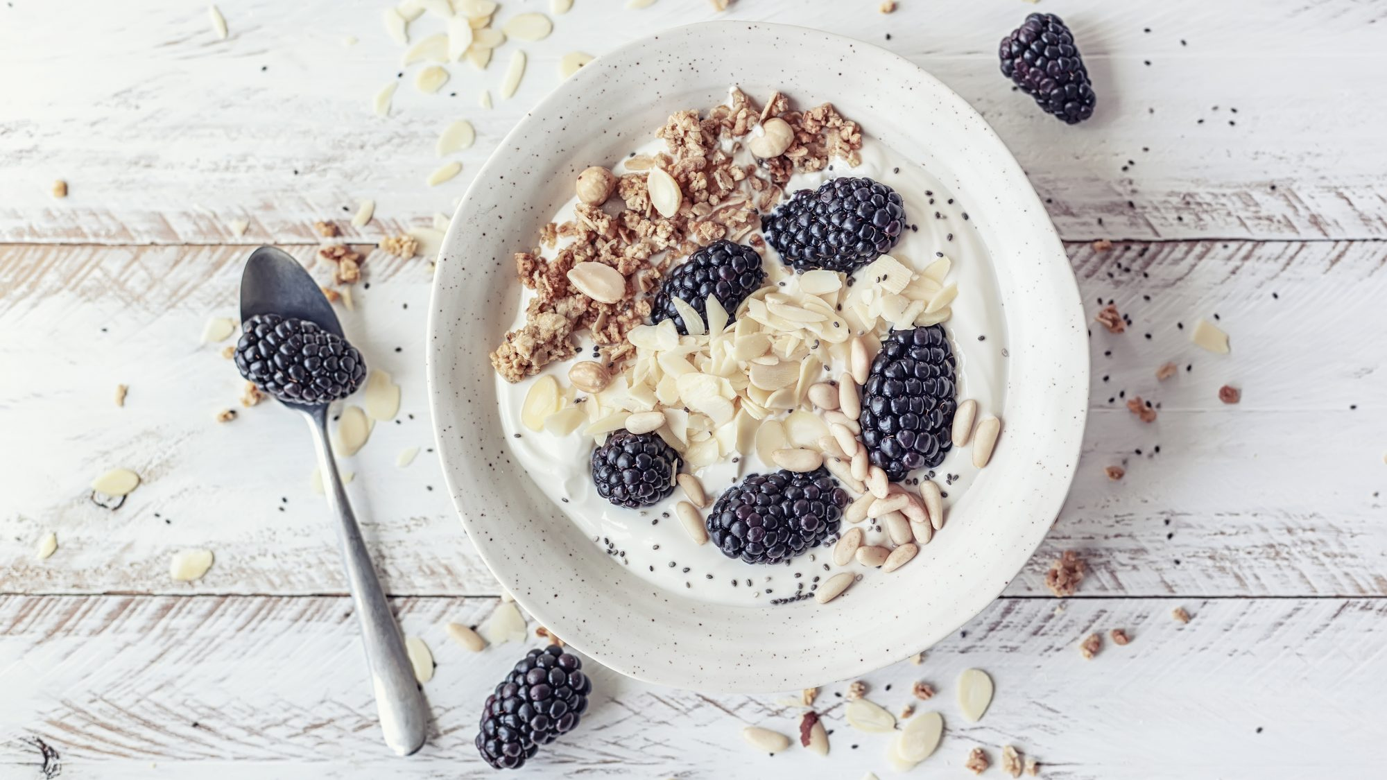 healthy-breakfast-ideas: oatmeal