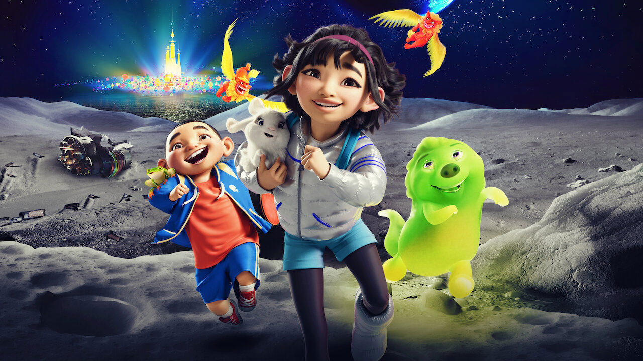 Best kids movies on Netflix - Over the Moon