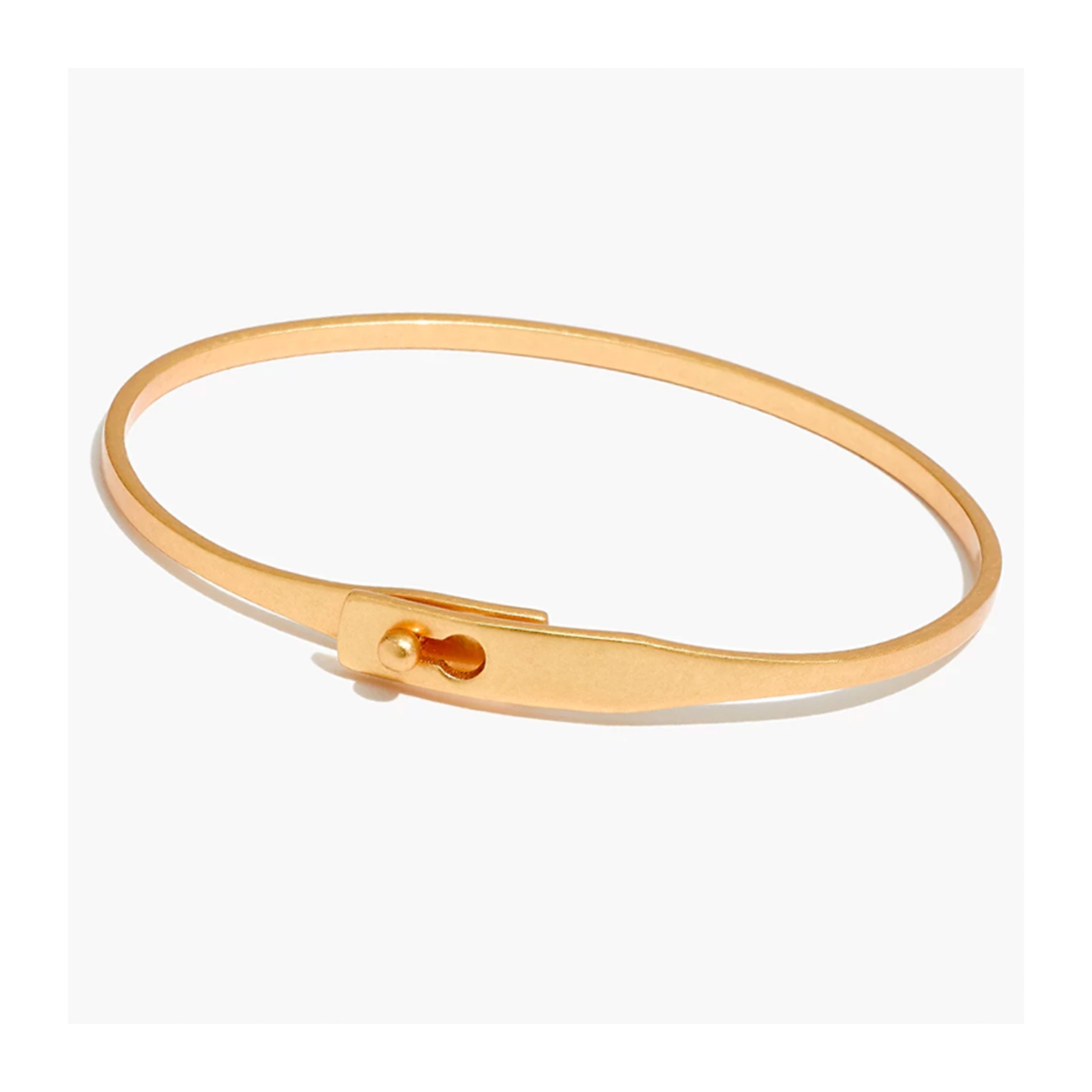 Cheap Christmas Gifts 2020: Madewell Delicate Glider Bangle Bracelet