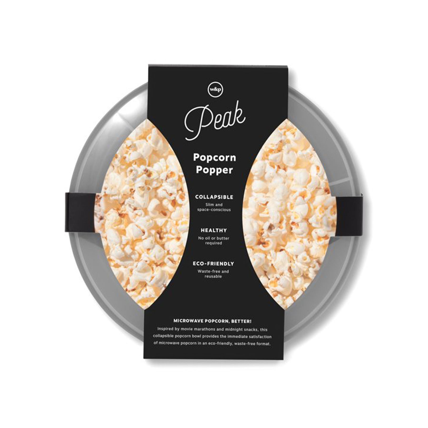 Cheap Christmas Gifts 2020: W and P Design The Popper Microwave Bowl