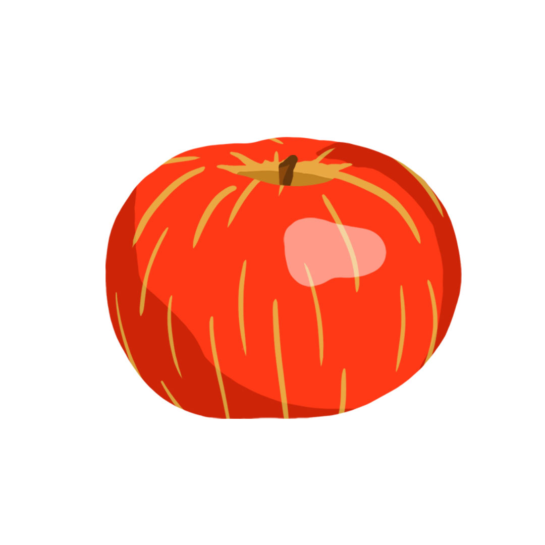 Types of apples - Cortland apple picture