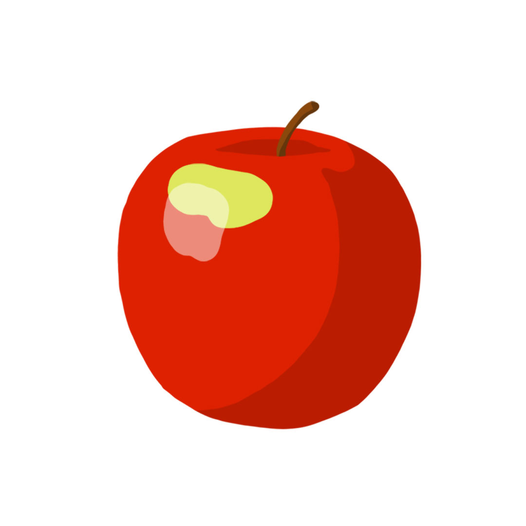 Types of apples - Empire apple picture