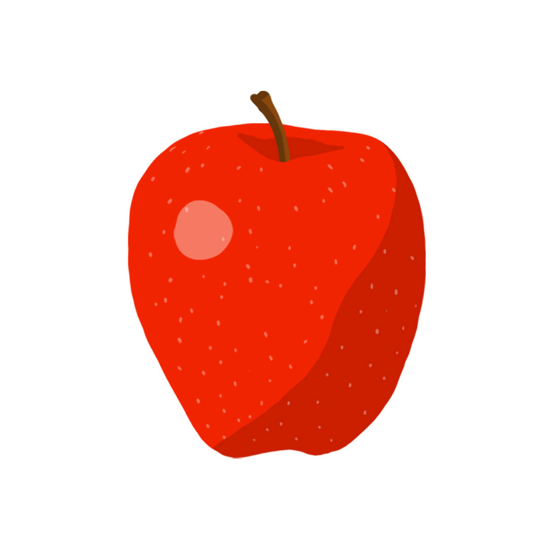 Types of apples - Red Delicious apple variety image