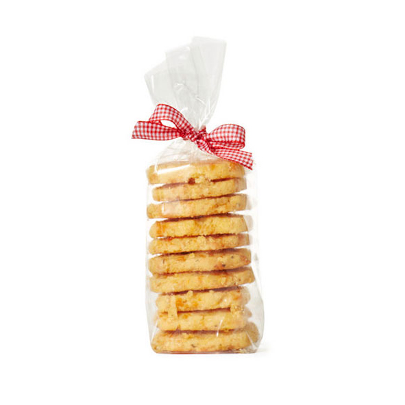 Homemade food gifts recipes - Cheddar Crackers