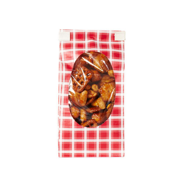 Homemade food gifts recipes - Maple Pretzel Nuts