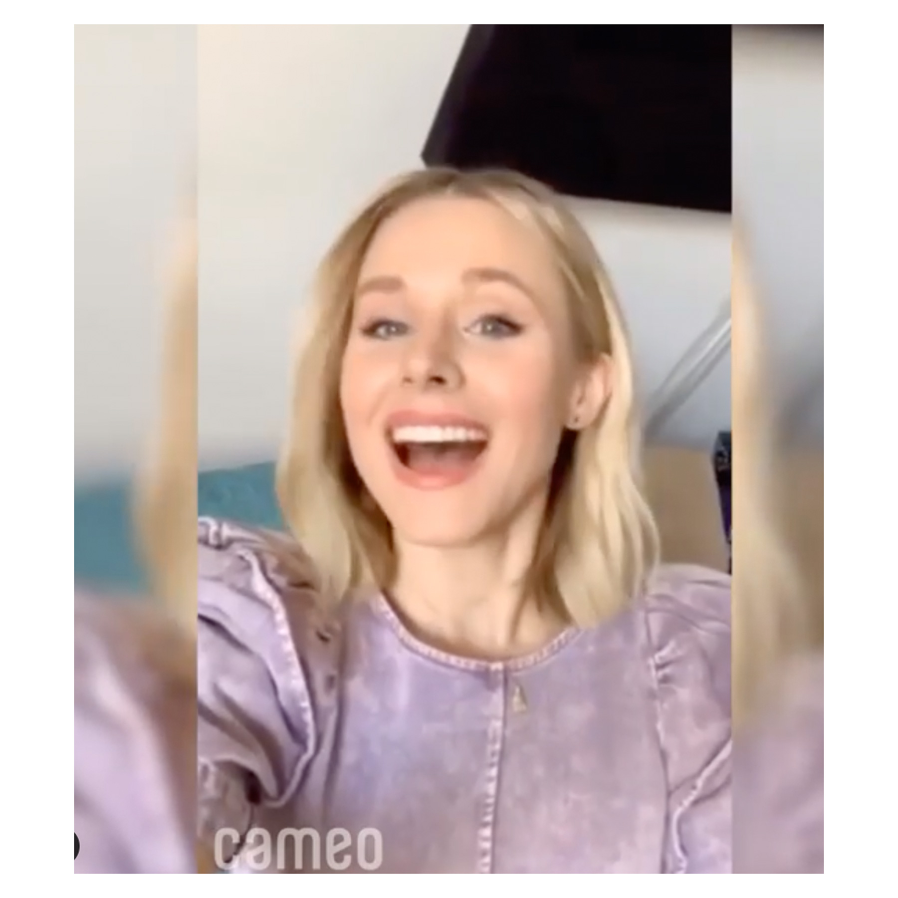 Engagement Gift Ideas: Cameo celebrity congratulations video