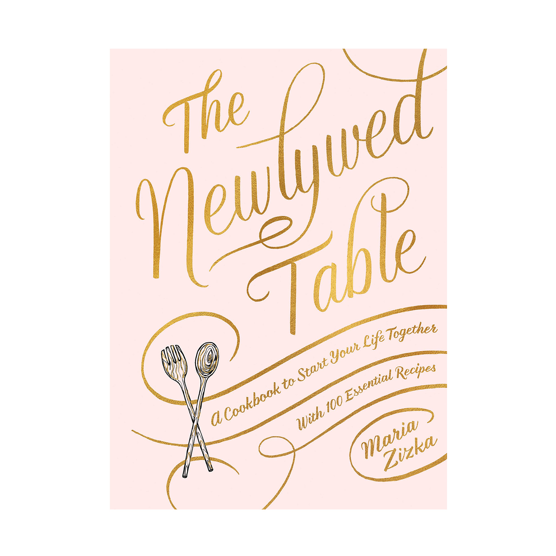 Engagement Gift Ideas: The Newly Wed Table cookbook for just engaged and married couples