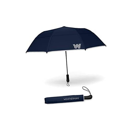 Gifts for boyfriend, gift ideas for boyfriends - For the All-Weather Guy: Weatherman Collapsible Umbrella