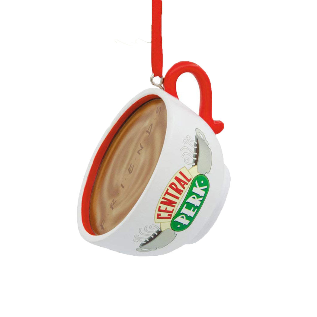 Best white elephant gifts - Friends Central perk ornament