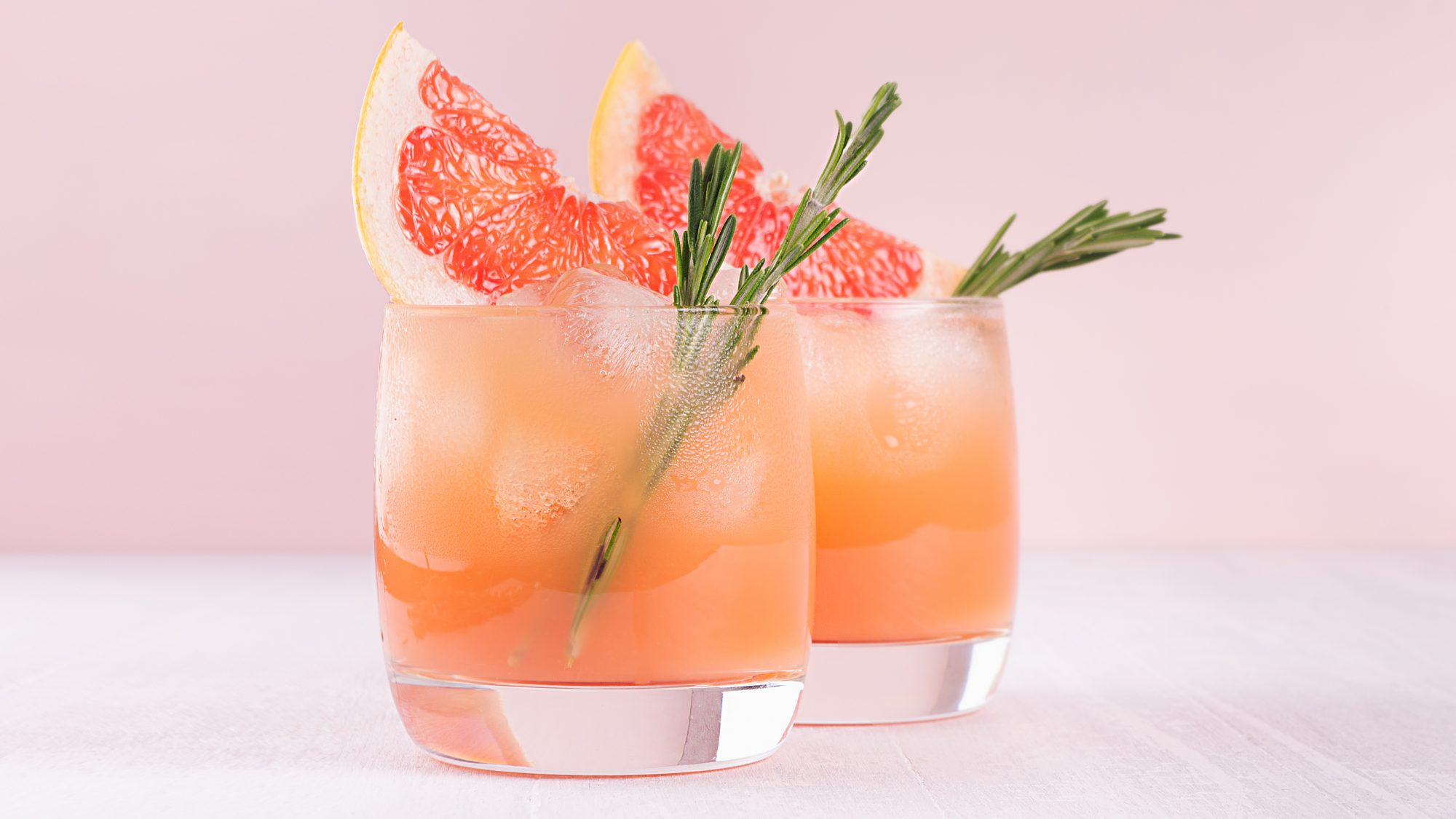 Alcohol-free cocktail ideas, tips, and more - orange-ish cocktails