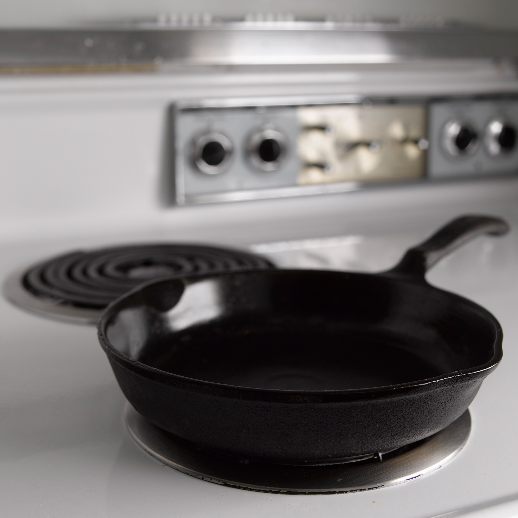 10 Ways to Make Your Home Greener: cast iron cookware