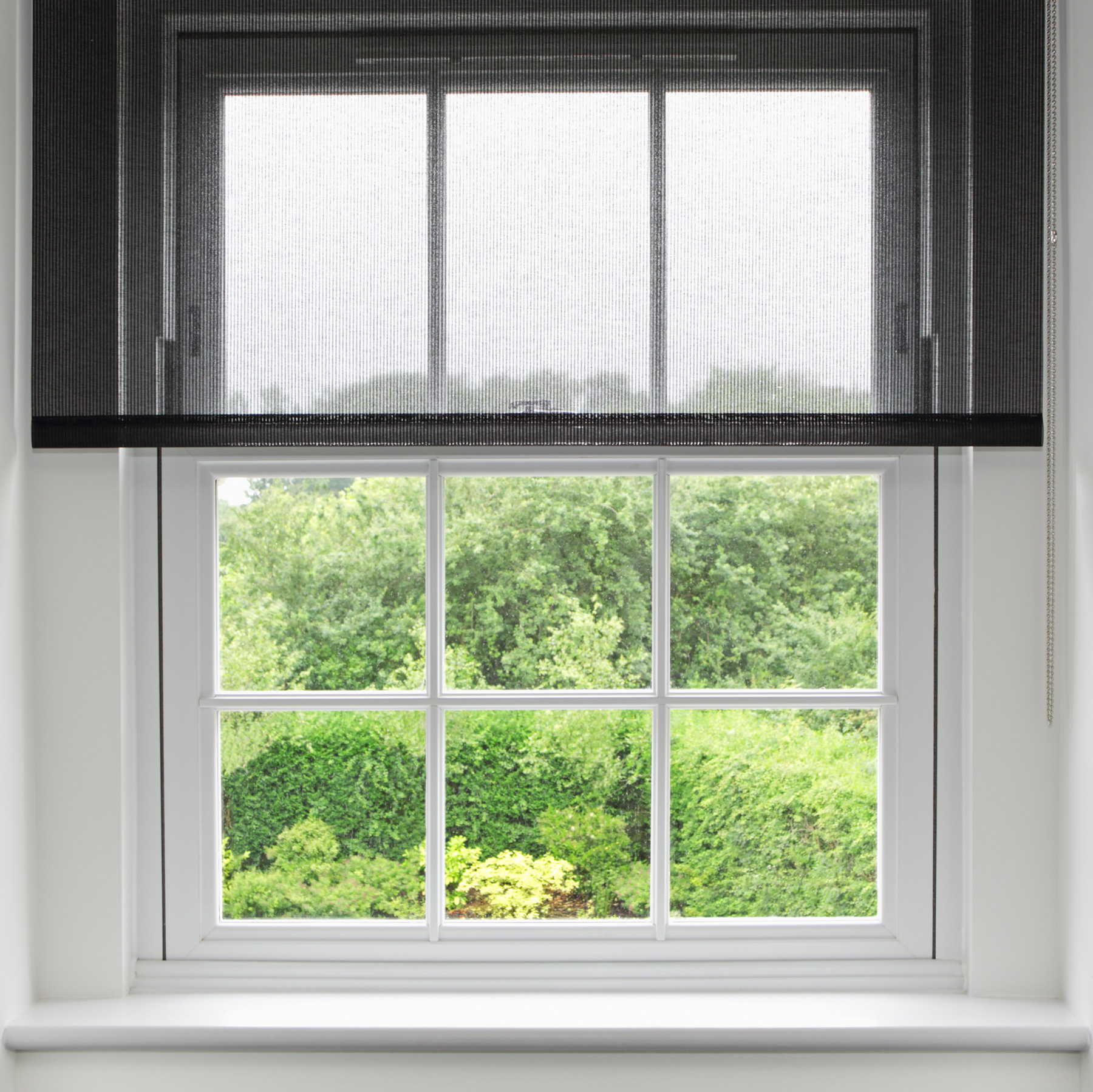 10 Ways to Make Your Home Greener: thermal shades to conserve energy
