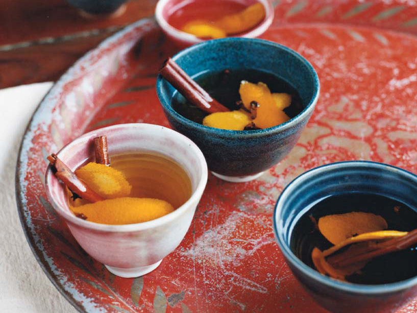 hot-drinks: mulled cider
