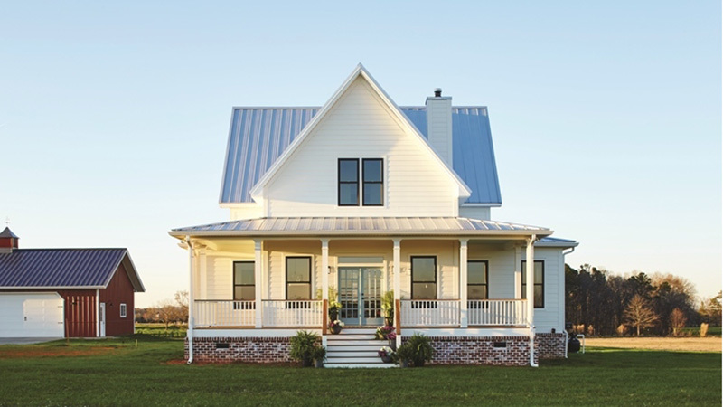 Southern Living House Plans 2, Four Gables