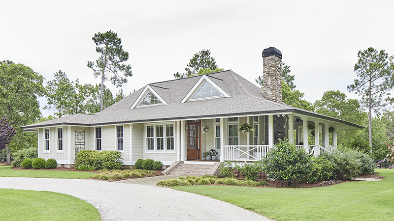 Southern Living House Plans 3, with porch