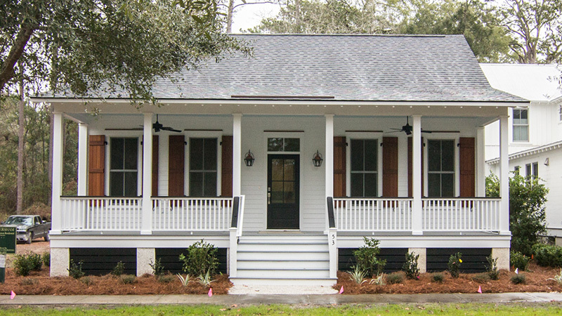 Southern Living House Plan, Old Bethel