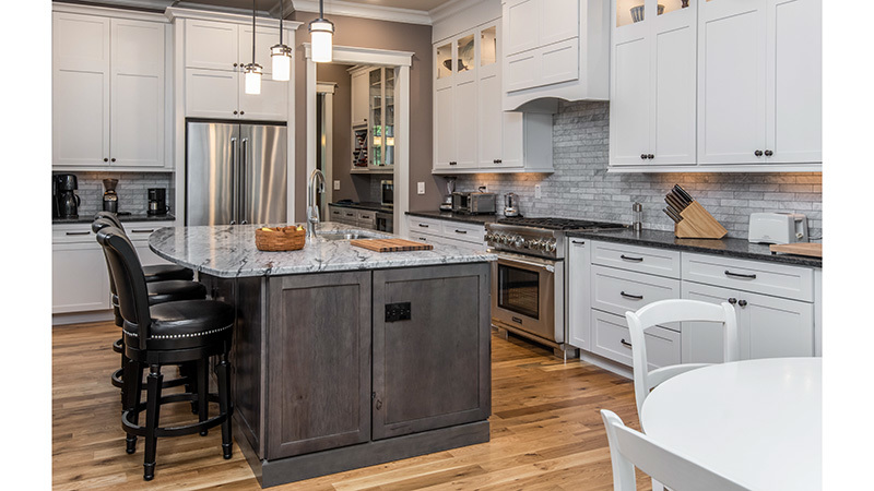 Southern Living French Kitchen