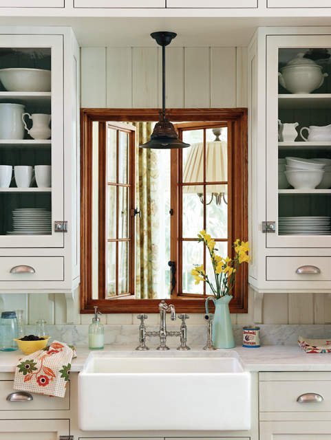 Southern Living Country Kitchen